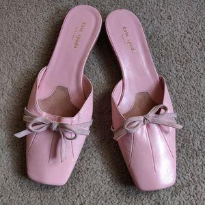 Kate Spade pink flats